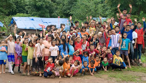 Safe Haven Orphanage, Thailand